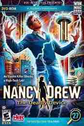 Descargar Nancy Drew Deadly Device [English][MACOSX][MONEY] por Torrent